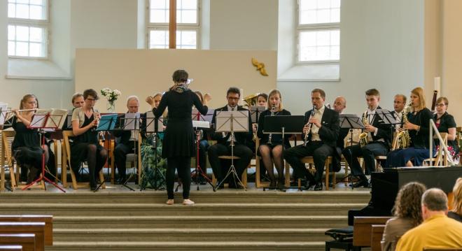 AP Suomenlinnan kirkossa. Kuva: Raimo Oinas